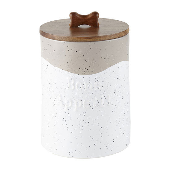 Paw And Tail Pet Cookie Jar