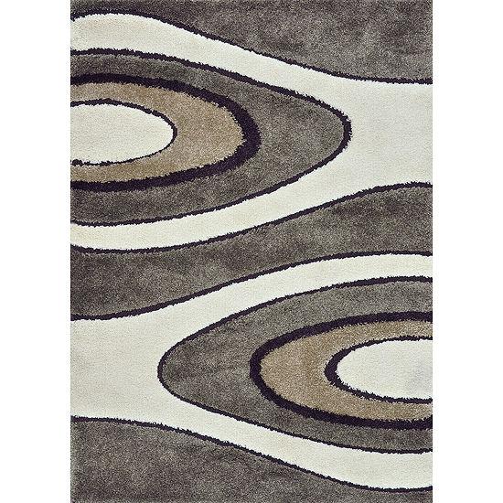 Jupiter Shag Rectangular Rug