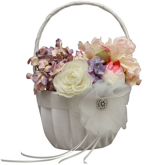 Ivy Lane Design Chloe Flower Girl Basket