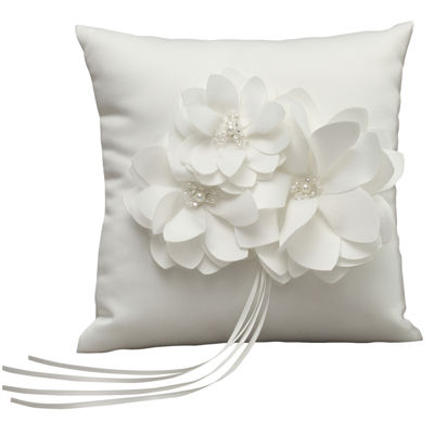 Ivy Lane Design™ Water Lily Ring Bearer Pillow