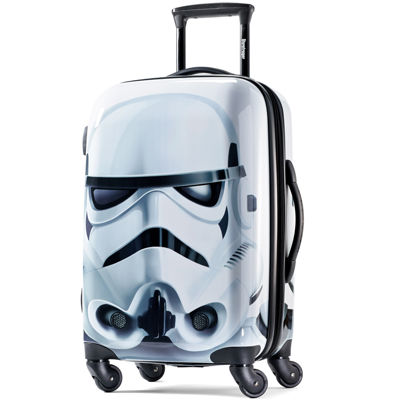 "American Tourister® Star Wars Stormtrooper 21"" Carry-On Expandable Hardside Spinner Upright Luggage"