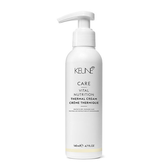 Keune Care Vital Nutrition Thermal Hair Cream-4.7 oz.