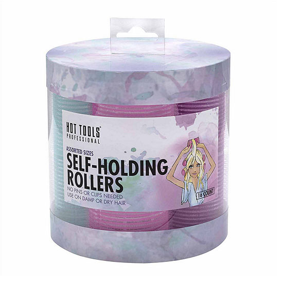 Hot Tools Thermal Self Hold Roller 16-pc. Hair Goods Sets