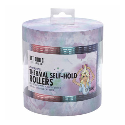 Hot Tools Thermal Velcro Rollers 16 Pcs Hot Roller