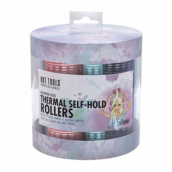 Hot Tools Thermal Hot Rollers 16 Pcs Hot Roller