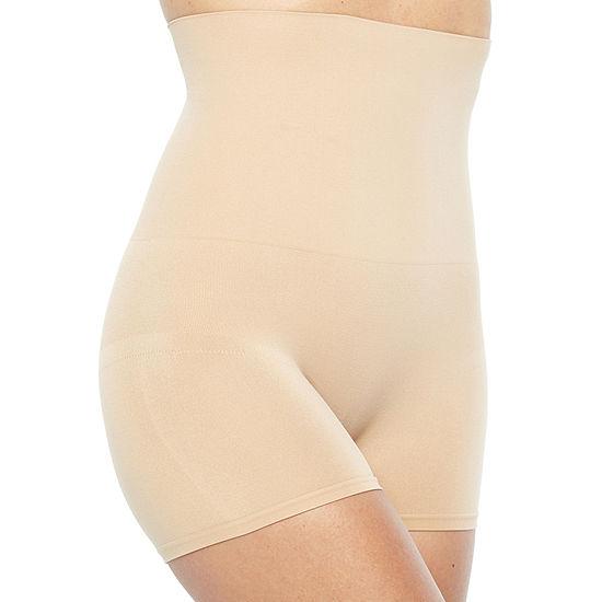 Jockey Slimmers Seamfree Hi-Waist Light Control Slip Shorts - 4131