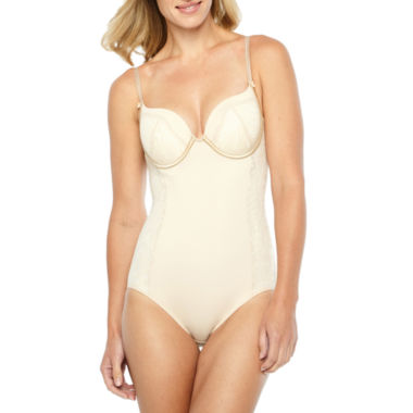 Maidenform Lift Cup Collection Firm Control Body Shaper - Dm1033