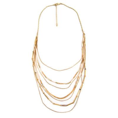 Arizona Womens Beaded Necklace