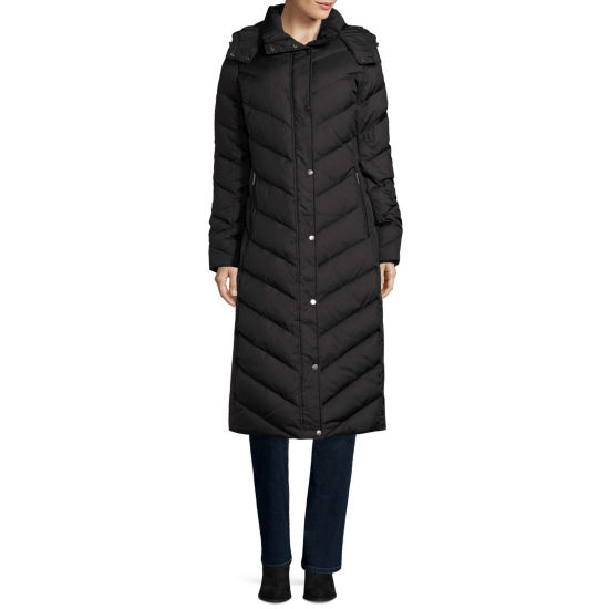 St. John's Bay Heavyweight Puffer Jacket