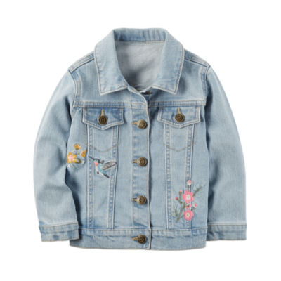 Carter's Girls Jacket-Preschool