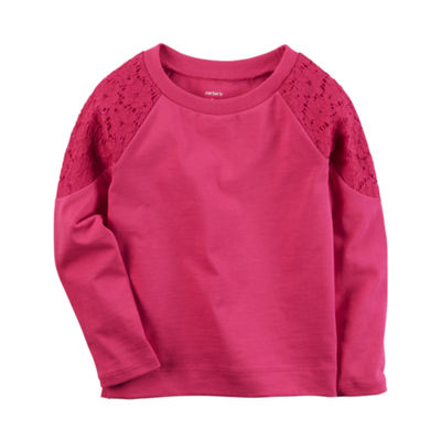 Carter's Graphic T-Shirt-Preschool Girls