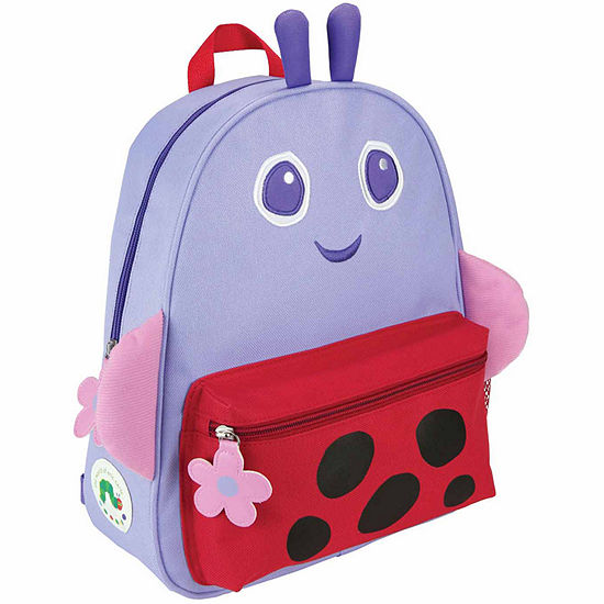 Kids Preferred Eric Carle Grouchy Ladybug Backpack