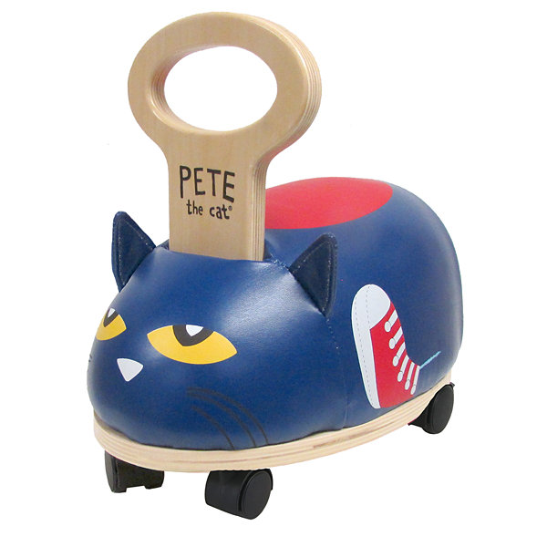 Kids Preferred Pete The Cat Ride & Roll Interactive Toy - Unisex