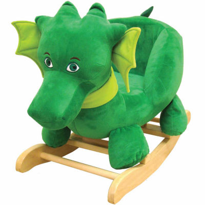 Kids Preferred Puff The Magic Dragon Rocker Interactive Toy - Unisex