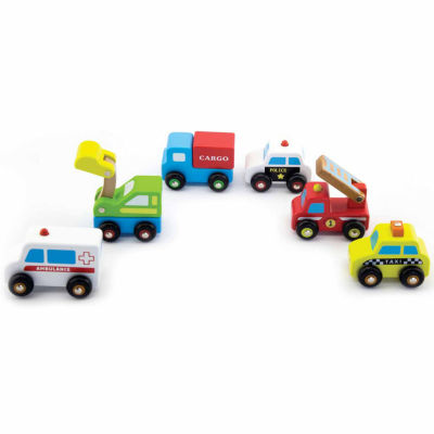 Kids Preferred Windsor Mini Vehicles Set Interactive Toy - Unisex
