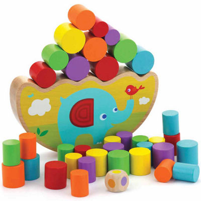 Kids Preferred Windsor Elephant Balancing Game 36-pc. Interactive Toy - Unisex