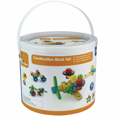 Kids Preferred Windsor 48-Pc. Constrcution Block Set 48-pc. Interactive Toy - Unisex