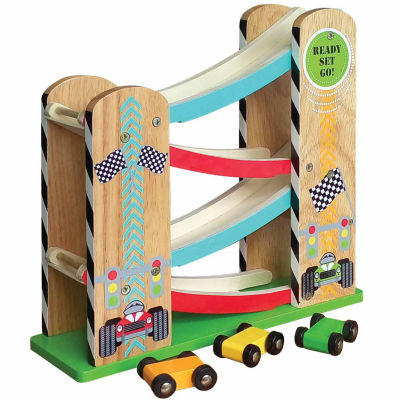 Kids Preferred Windsor Car Tower 12-pc. Interactive Toy - Unisex