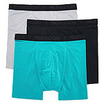 Fruit of the Loom Breathable 2.0 Mens 3 Pack Boxer Briefs-Big