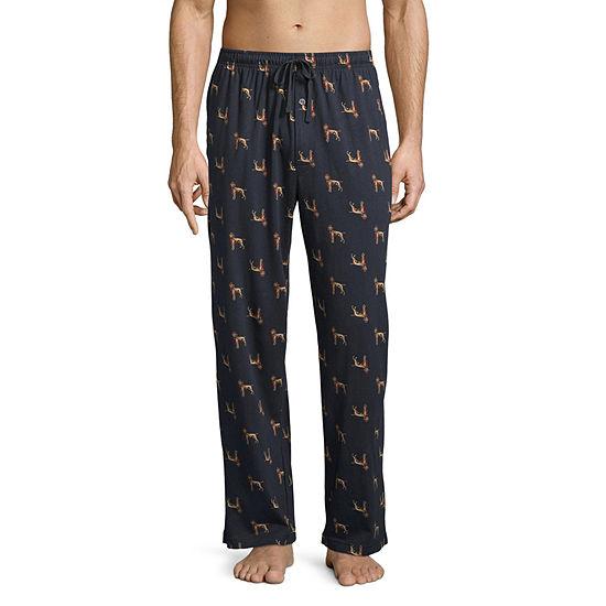 Stafford® Men's Knit Pajama Pants - Big and Tall
