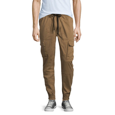 Arizona Mens Low Rise Skinny Fit Jogger Pant
