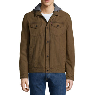 Levi's® Cotton Commuter Trucker Jacket