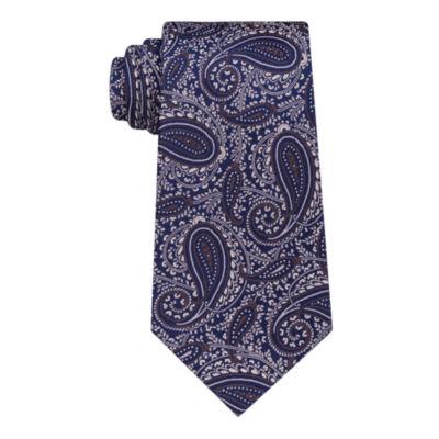 Stafford Super Shirt 1 Spinner Paisley Tie