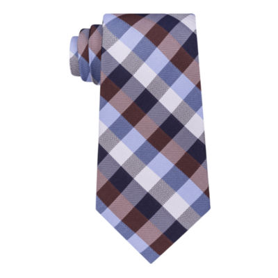 Stafford Super Shirt 1 Spinner Gingham Tie