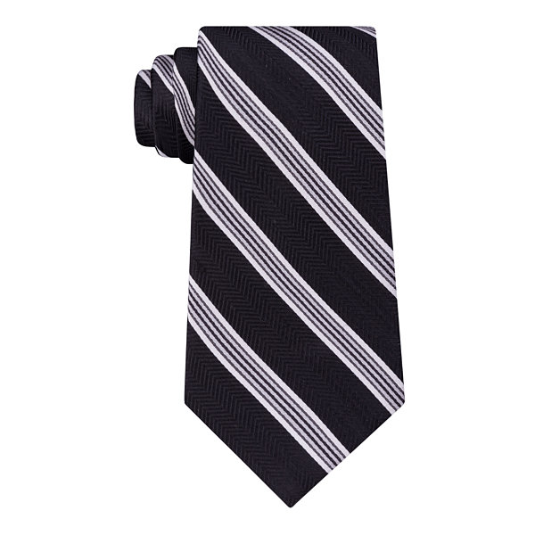 Stafford Executive Spinner 8 Stripe Tie