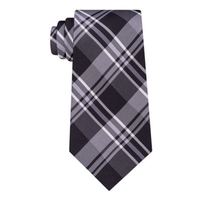 Stafford Executive Spinner 12 Plaid Tie