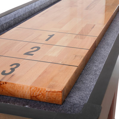Hathaway Challenger 9-Ft Shuffleboard Table