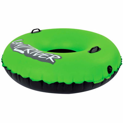 Blue Wave Sports Lay-Z-River 47-in Inflatable River Float Tube