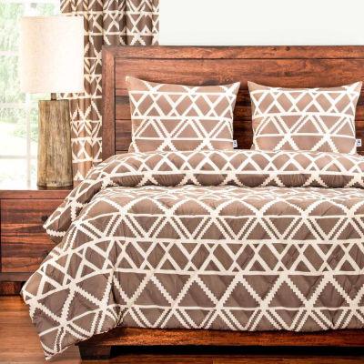PoloGear Geo Tribe Luxury Duvet Cover Set