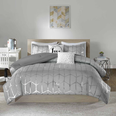 Intelligent Design Khloe Hypoallergenic Comforter Set