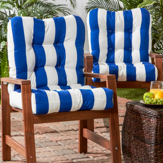 Greendale Home Fashions Seat Back Patio Chair Cushion
