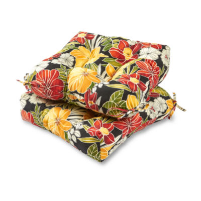 "Greendale Home Fashions 20"" Patio Seat Cushion"