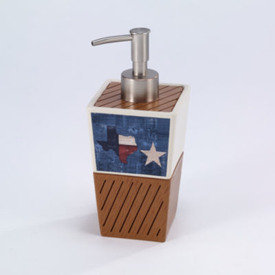 Avanti Home Sweet Texas Soap Dispenser