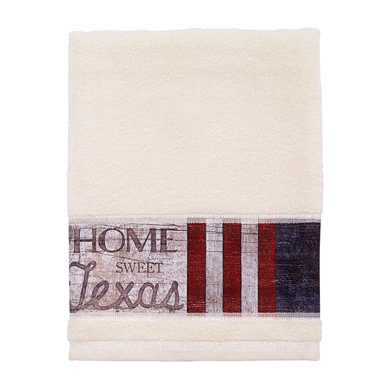 Avanti Home Sweet Texas Bath Towel