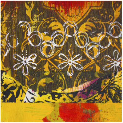 Oriental Furniture Autumn Breeze Canvas Art