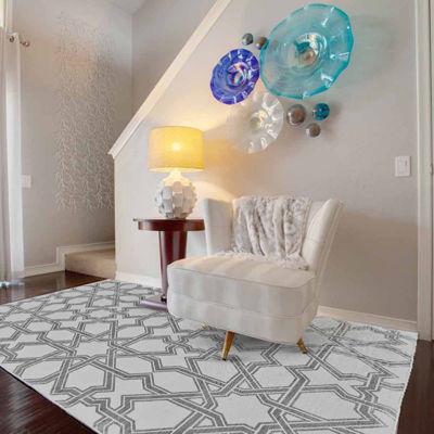 Feizy Granada Rectangular Indoor Accent Rug