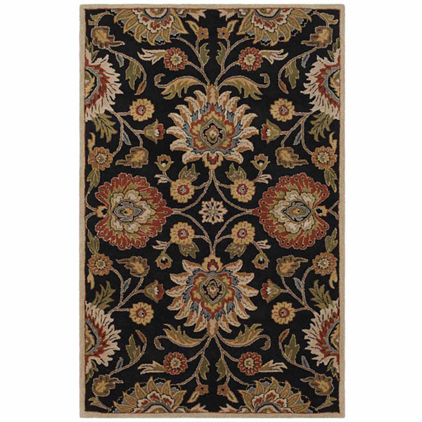 Decor 140 Vahn Hand Tufted Rectangular Rugs