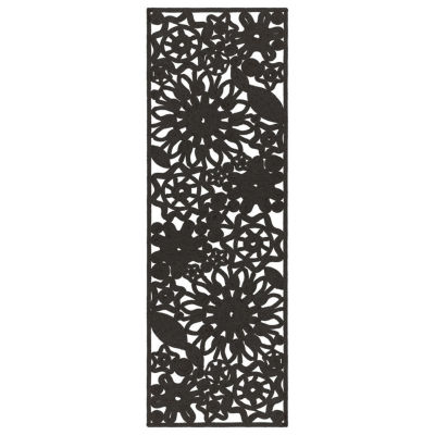 Surya Cleome Rectangular Runner
