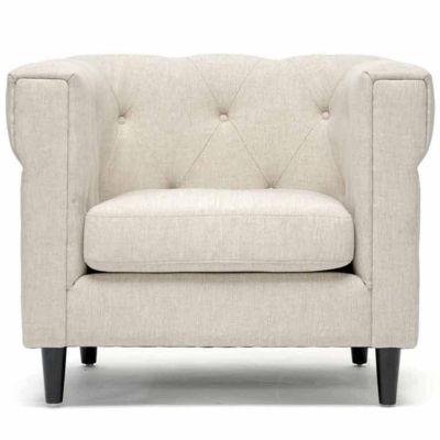 Baxton Studio Cortland Armchair