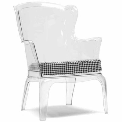 Baxton Studio Tasha Club Chair