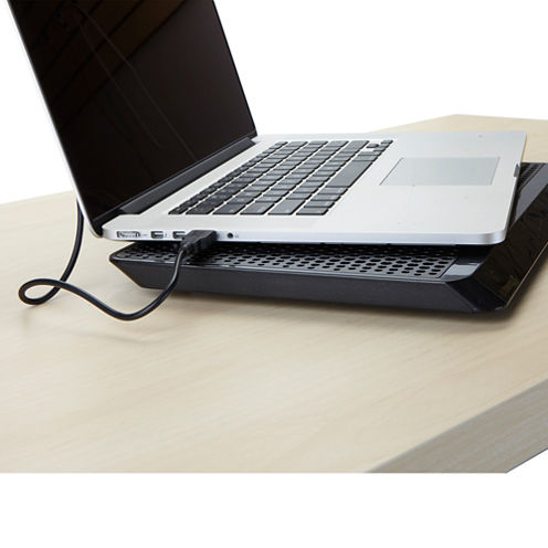 Mind Reader Laptop Cooling Pad With USB Power