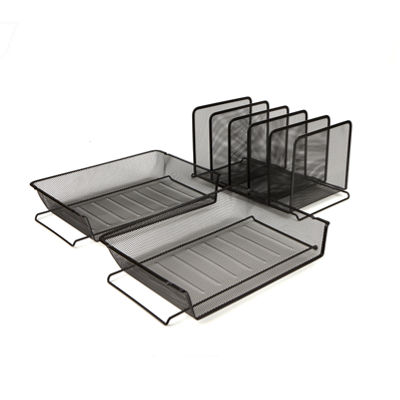 Mind Reader 7- Compartment Stacking Sorter