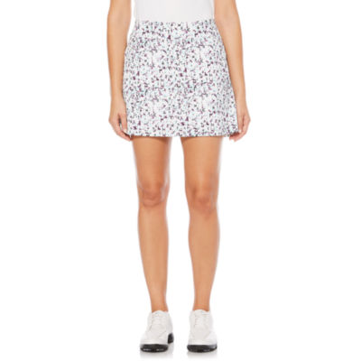 PGA TOUR Geometric Knit Skorts
