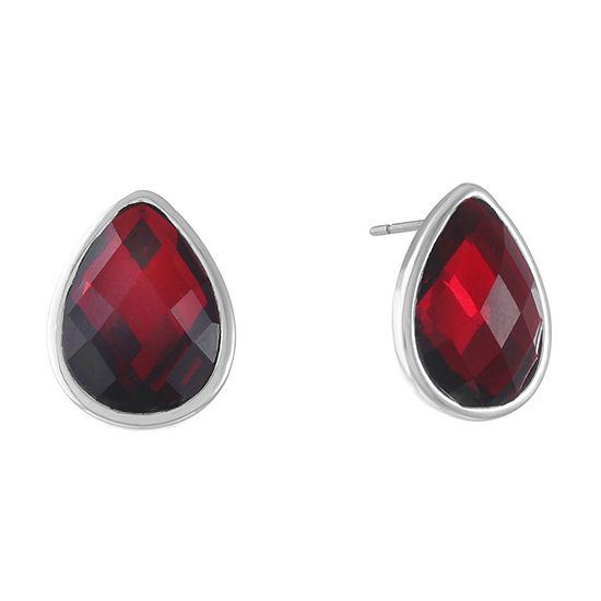 Gloria Vanderbilt 15.8mm Stud Earrings