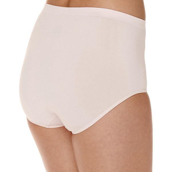 Jockey Comfies® 3 Pair Microfiber Brief Panty 3328