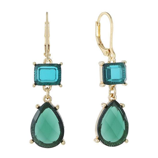 Gloria Vanderbilt 3 Pair Drop Earrings